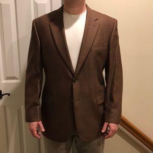 Men's tweed sport coat